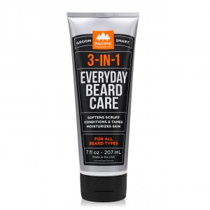 Pacific Shaving Company 3-in-1 Everyday Beard Care