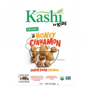 Kashi Kids Honey Cinnamon Cereal