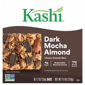 Kashi Chewy Granola Dark Mocha Almond Bar