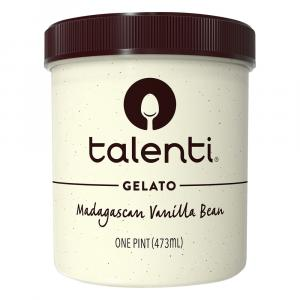 Talenti Madagascan Vanilla Bean Gelato