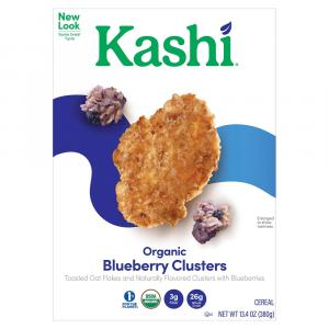 Kashi Heart to Heart Blueberry Clusters Cereal