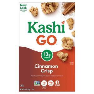 Kashi Go Flow Cinnamon Crisp Cereal