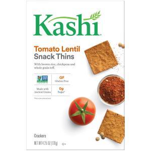 Kashi Tomato Lentil Teff Thins