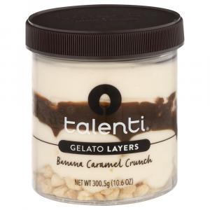 Talenti Layers Banana Caramel Crunch Gelato