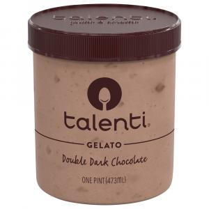 Talenti Double Dark Chocolate Gelato