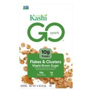 Kashi Go Maple Brown Sugar Flakes & Clusters Cereal