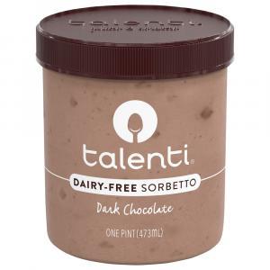 Talenti Dairy-Free Sorbetto Dark Chocolate