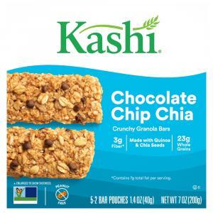 Kashi Chocolate Chip Chia Granola Bar