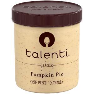 Talenti Pumkin Pie