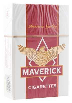 Maverick Box Cigarettes