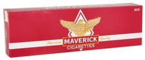 Maverick Box Cigarettes