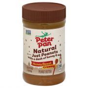 Peter Pan Just Peanuts Roasted Honey Peanut Butter