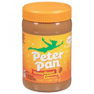 Peter Pan Peanut Butter Honey Roast Creamy