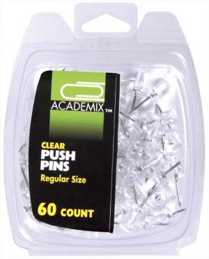 Adx Push Pins Clear