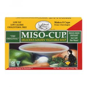 Edward & Sons Golden Light Miso Cup