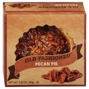 "Old Fashioned 4"" Pecan Pie"