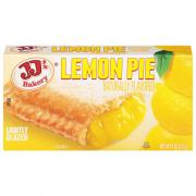 JJ's Bakery Lemon Pie