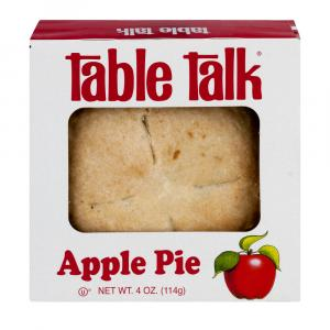 Table Talk Apple Pie