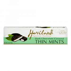 Necco All Natural Dark Chocolate Covered Thin Mints