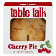 Table Talk Cherry Pie