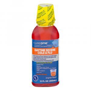 CareOne Daytime Severe Cold & Flu
