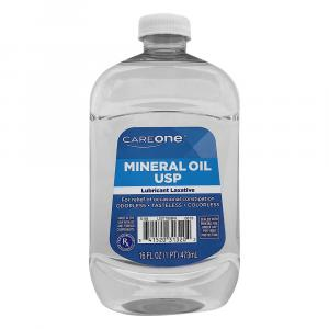 CareOne Mineral Oil Lubricant Laxative