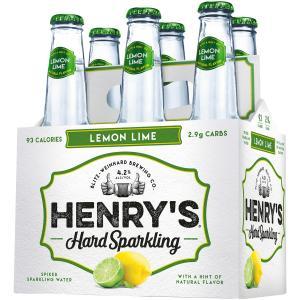 Henry's Hard Sparkling Lemon Lime