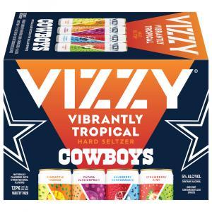 Vizzy Hard Seltzer Variety Pack