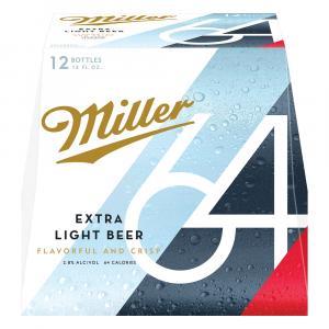 Miller Genuine Draft 64