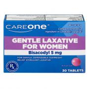 CareOne Gentle Laxative Tablets For Women