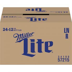 Miller Light Brown Box