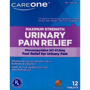 CareOne Urinary Pain Relief
