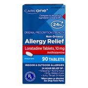 CareOne Loratidine Allergy Relief Tablets