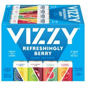 Vizzy Hard Seltzer Variety Pack 2