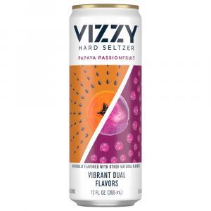 Vizzy Hard Seltzer Hint of Pineapple Mango