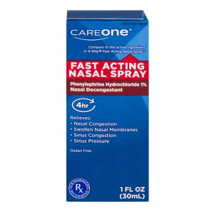 CareOne Fast Acting Nasal Spray 30ml
