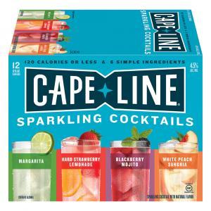 Cape Line Sparkling Cocktails Variety Pack