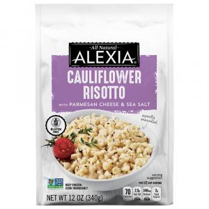 Alexia Cauliflower Risotto with Parmersan Cheese & Sea Salt