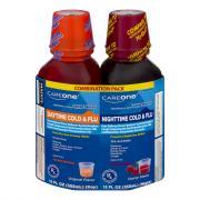 CareOne Cold & Flu Daytime/Nighttime Combo