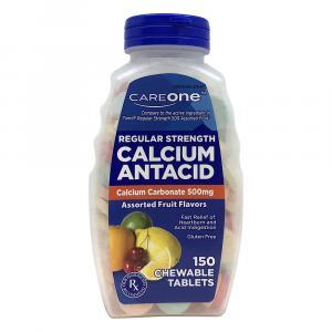 CareOne Regular Strength Calcium Antacid
