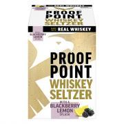 Proof Point Whiskey Seltzer Blackberry Lemon