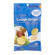 CareOne Sugar Free Honey Lemon Cough Drops