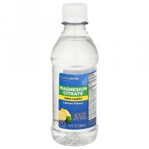 CareOne Magnesium Citrate Lemon Flavored