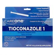 CareOne Tioconazole 1 Dose Ointment