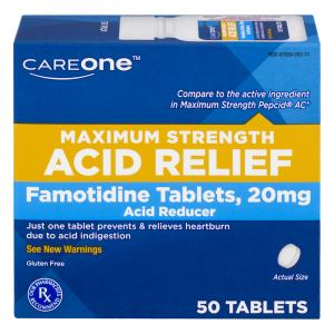 CareOne Famotidine Max 20 mg