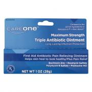 CareOne Maximum Strength Triple Antibiotic Ointment