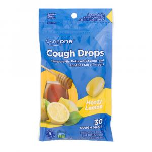CareOne Honey Lemon Cough Drops
