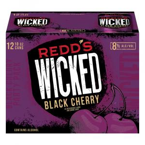 Redd's Wicked Black Cherry Ale