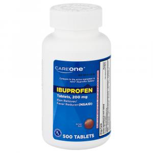 CareOne Ibuprofen Tablets 200 mg