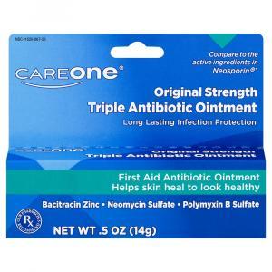CareOne Original Strength Triple Antibiotic Ointment